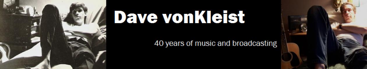 Dave vonKleist